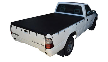 Mazda BT-50 (2007 to Oct 2011) Single Cab Bunji Tonneau Cover