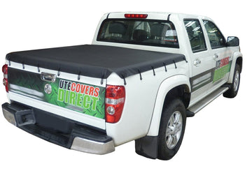 Mazda BT-50 (Nov 2011 Onwards) Dual Cab Bunji Tonneau Cover