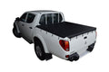 Bunji Ute/Tonneau Cover for Mitsubishi Triton MN (Oct 2009 to June 2015) Double Cab suits Headboard