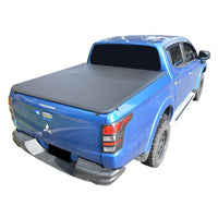 Mitsubishi Triton MQ, MR (May 2015 Onwards) Double Cab ClipOn Tonneau Cover