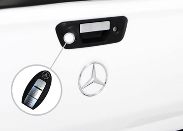Mercedes X220D, X250D (2017 Onwards) Tail Gate Central Locking