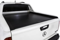 Mercedes X350D (2018 Onwards) Dual Cab with Factory Sail Plane Roll R Cover
