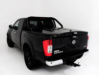 Nissan Navara NP300/D23 (July 2015 Onwards) King Cab with Factory Sports Bars Single Center Lock Premium Hard Lid