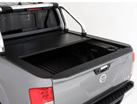 Nissan Navara NP300/D23 (July 2015 Onwards) Dual Cab with Factory Sports Bars Roll R Cover