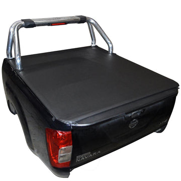 Nissan Navara NP300/D23 (July 2015 Onwards) King Cab with Factory Sports Bars ClipOn Ute/Tonneau Cover