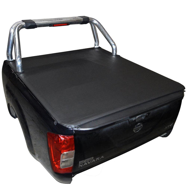 Nissan Navara NP300/D23 (July 2015 Onwards) King Cab with Factory Sports Bars ClipOn Tonneau Cover