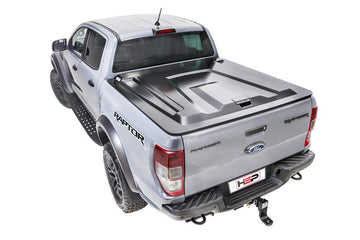 Ford Ranger/Raptor PXI, PXII, PXIII (Nov 2011 Onwards) Double Cab Silverback Hard Lid
