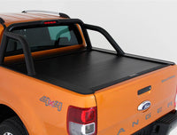 Ford Ranger/Raptor PXI, PXII, PXIII (Nov 2011 Onwards) Double Cab with Factory Sports Bars Roll R Cover