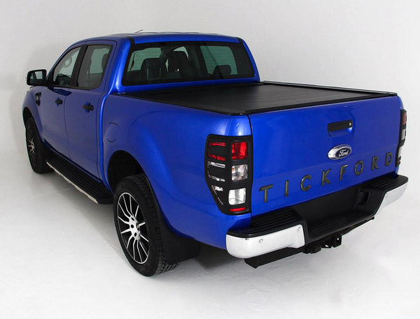Ford Ranger/Raptor PXI, PXII, PXIII (Nov 2011 Onwards) Double Cab Roll R Cover