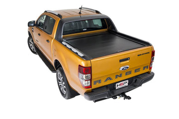 Ford Ranger PXI, PXII, PXIII Wildtrak (Nov 2011 Onwards) Double Cab with Sailplane Roll R Cover