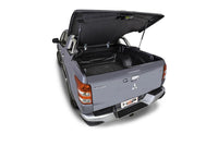 Mitsubishi Triton MQ, MR (May 2015 Onwards) Double Cab with Factory Sports Bars Single Center Lock Premium Hard Lid