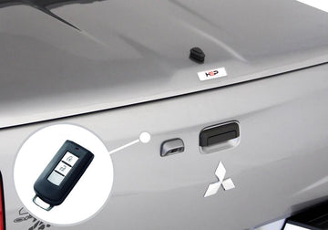 Mitsubishi Triton MR (GLS & GLS Premium) (2019 Onwards) All Cab Tail Gate Central Locking