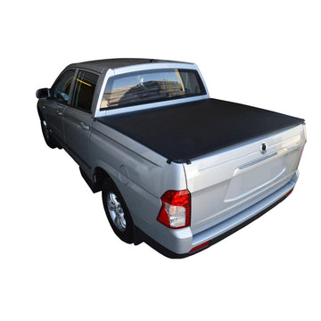 Ssangyong Actyon Sports (2007 to 2016) Dual Cab ClipOn Tonneau Cover