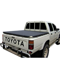 Toyota Hilux J-Deck (1989 to 1997) Double Cab Rope Tonneau Cover