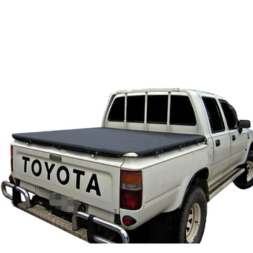 Toyota Hilux J-Deck (1989 to 1997) Double Cab Rope Ute/Tonneau Cover