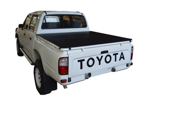 Toyota Hilux J-Deck (1998 to Mar 2005) Double Cab ClipOn Tonneau Cover