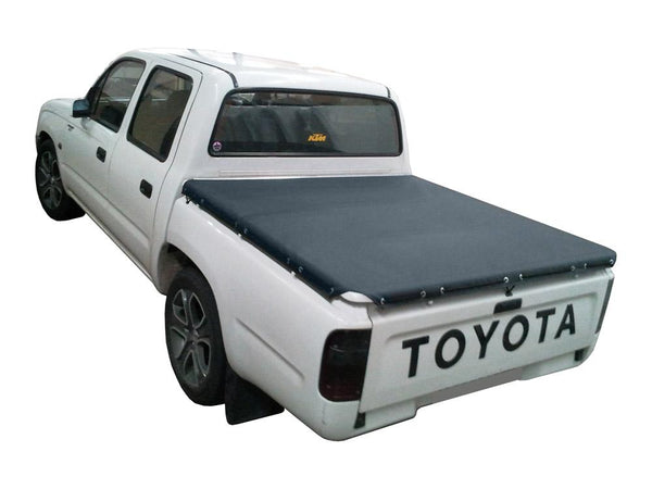 Toyota Hilux J-Deck (1998 to Mar 2005) Double Cab Rope Tonneau Cover