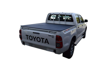 Toyota Hilux J-Deck (Apr 2005 to Sept 2015) Double Cab ClipOn Ute/Tonneau Cover