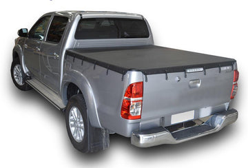 Toyota Hilux SR5 A-Deck (1998 to Mar 2005) Double Cab Bunji Ute/Tonneau Cover