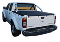 Toyota Hilux SR5 A-Deck (2003 to Mar 2005) Double Cab with Factory Sports Bars Bunji Ute/Tonneau Cover
