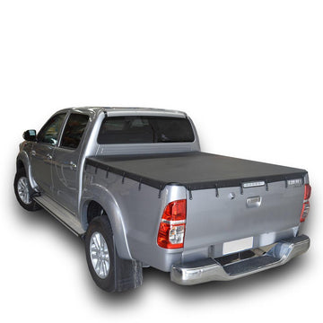 Toyota Hilux A-Deck (Apr 2005 to Sept 2015) Double Cab Bunji Ute/Tonneau Cover
