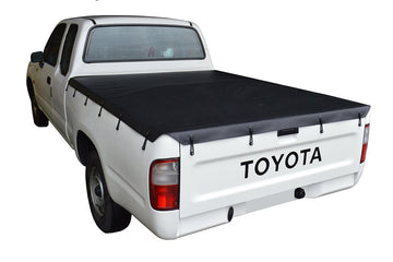 Bunji Ute/Tonneau Cover for Toyota Hilux A-Deck (1989 to 1997) Extra Cab