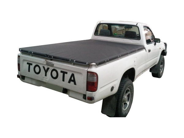 Toyota Hilux J-Deck (1989 to Mar 2005) Single Cab Rope Tonneau Cover