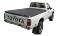 Toyota Hilux J-Deck (1983 to 1988) Single Cab Rope Tonneau Cover