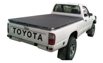 Rope Ute/Tonneau Cover for Toyota Hilux J-Deck (1983 to 1988) Single Cab