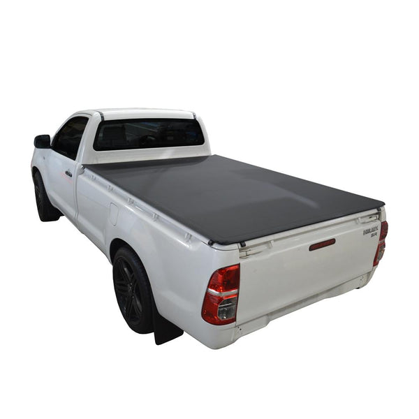Toyota Hilux J-Deck (Apr 2005 to Sept 2015) Single Cab ClipOn Tonneau Cover