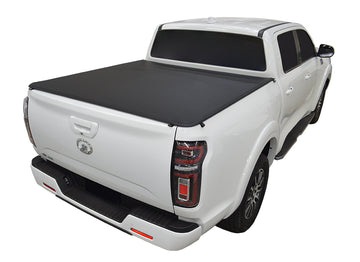 ClipOn Ute/Tonneau Cover for Great Wall Cannon (2021 Onwards) Dual Cab