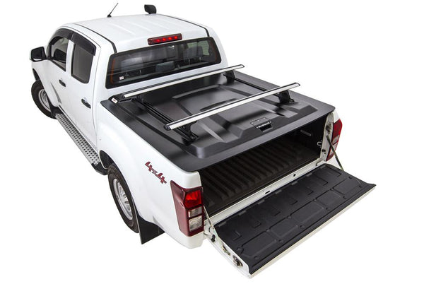 Isuzu D-Max (July 2012 Onwards) Crew Cab Silverback Hard Lid