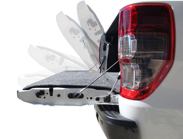 Isuzu D-Max (Year must be specified before ordering) Tail Gate Assist