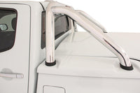 Isuzu D-Max (July 2012 Onwards) Crew Cab with Factory Sports Bars Single Center Lock Premium Hard Lid