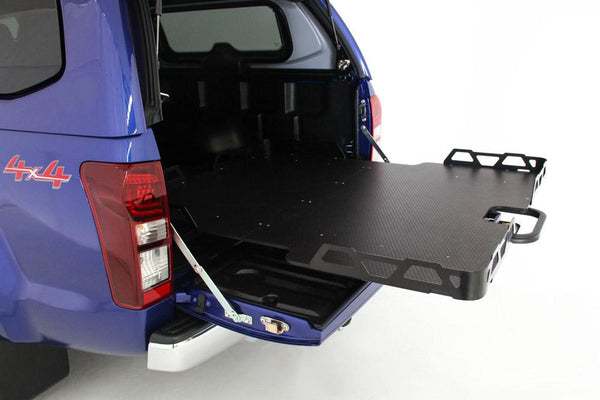 Isuzu D-Max (July 2012 Onwards) Crew Cab Load Slide