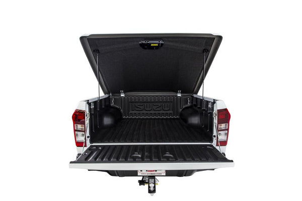 Isuzu D-Max (July 2012 Onwards) Crew Cab Single Center Lock Premium Hard Lid