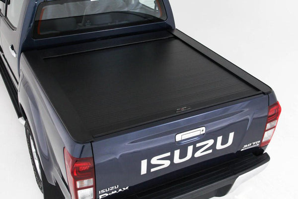 Isuzu D-Max (July 2012 Onwards) Crew Cab Roll R Cover