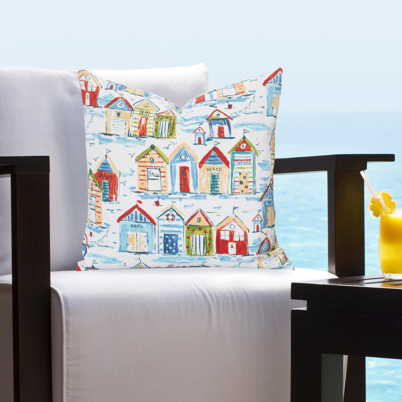 Indoor / Outdoor Pillow Covers