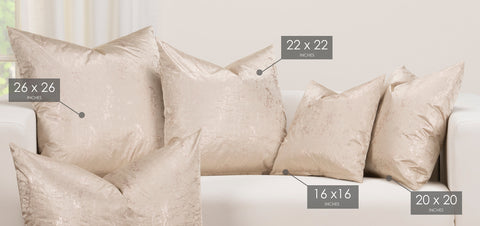 Pillow-sizes