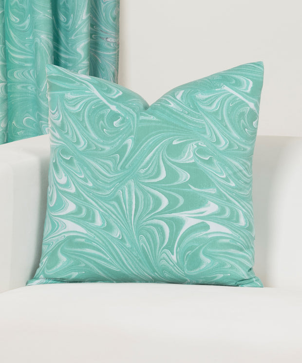 Aquarius Pillow Cover - The Futon Cover Company