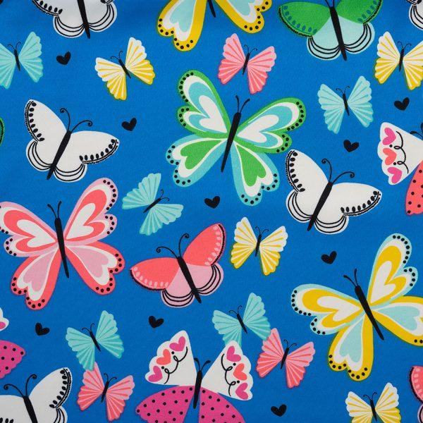 Brilliant Butterfly Pillow Sham - The Futon Cover Company
