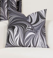 Black Ash Pillow Cover - The Futon Cover Company