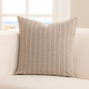 Burlap Pillow Cover - The Futon Cover Company