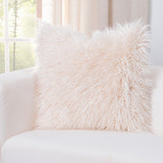 Llama Cream Pillow Cover - The Futon Cover Company