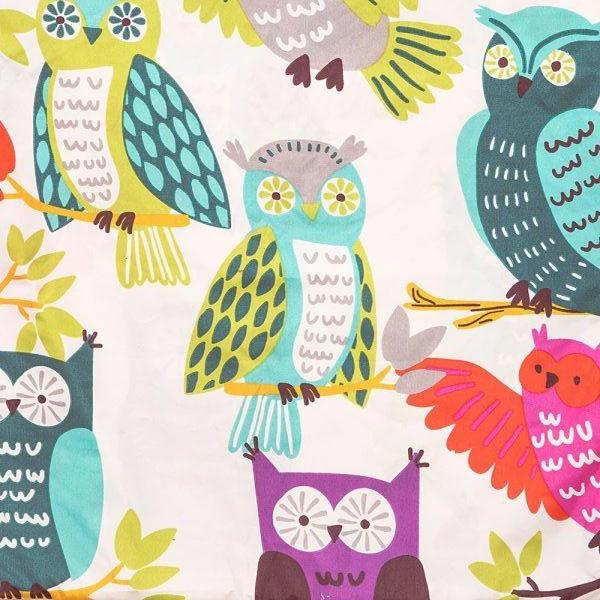 Owl Always Love You Pillow Sham - The Futon Cover Company