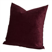 Padma Wine Pillow Cover - The Futon Cover Company