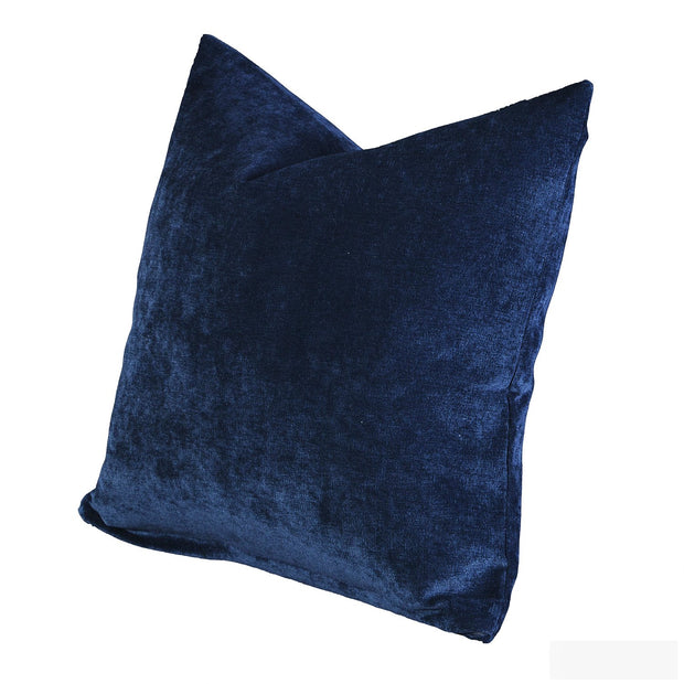 Padma Blue Bell Pillow Cover - The Futon Cover Company