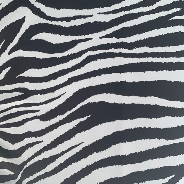 Zebra Zen Futon Cover - The Futon Cover Company