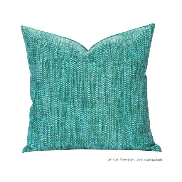 Deep Sea Pillow Cover - The Futon Cover Company