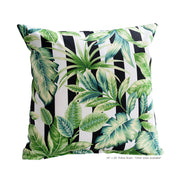 Garden Path Pillow Cover - The Futon Cover Company